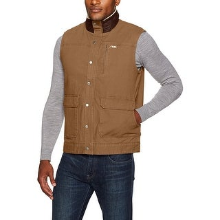 Mountain Khakis Men's Ranch Shearling Vest - Medium