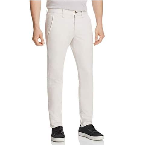 Rag and Bone Mens Rb15x Slim Straight Leg Jeans 38