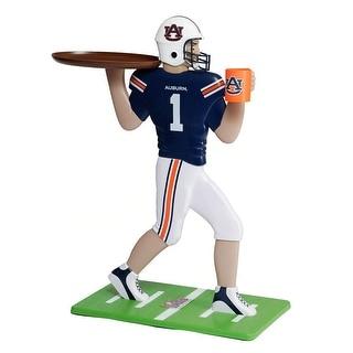 My Wingman Auburn University Tigers Football Player Accent Table - navy