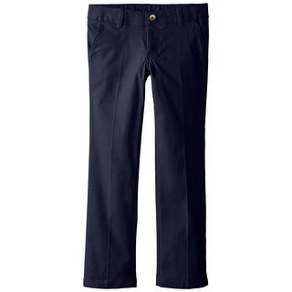 French Toast Girls 4-6X Stretch Straight Leg Pant (3 options available)