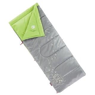 Coleman 2000018177 coleman 2000018177 sleeping bag youth glow c00