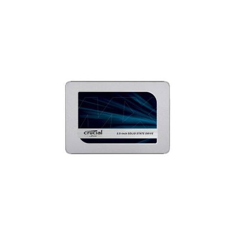 Crucial MX500 1TB 3D NAND SATA 2.5 Inch Internal SSD - CT1000MX500SSD1 Crucial MX500 1TB 3D NAND SATA 2.5 Inch Internal SSD -