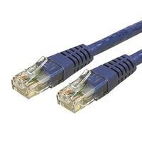 Startech C6patch20bl Blue Molded Rj45 Utp Gigabit Cat6 Patch Cable - 20 Feet