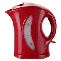 Brentwood KT1619 1.7L Cordless Kettle - Red