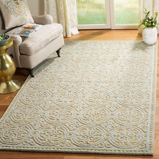 Safavieh Handmade Cambridge Hennie Modern Moroccan Wool Rug