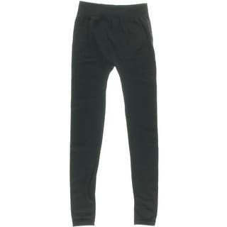 Connection 18 Womens Lined Solid Long Leggings - S/M