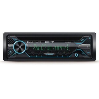 Sony MEX-N5200BT CD Receiver with Bluetooth & SongPal