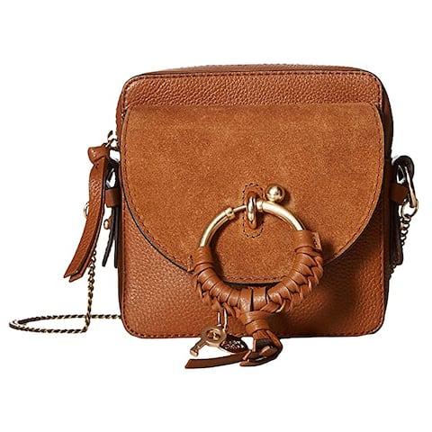 See by Chloe Joan Mini Camera Bag Caramello One Size