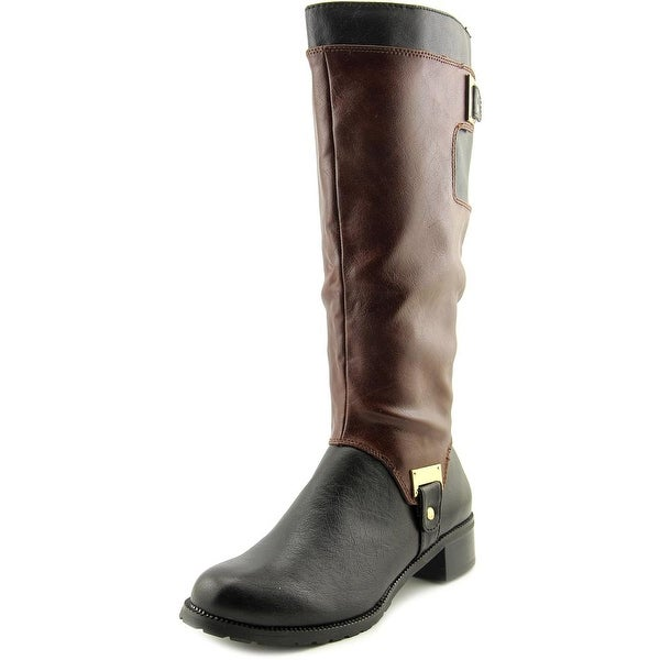 Bella Vita Anya II Round Toe Synthetic Knee High Boot