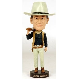 John Wayne Cowboy Collector's Edition Bobblehead - multi