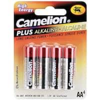 Aa - Alkaline Batteries 4/Pkg
