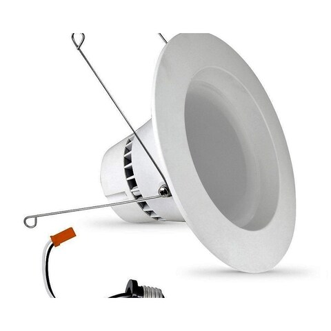 """Feit Electric LEDG2R56/850/CAN LED Dimmable Daylight Retrofit Kit, 5""""/6"""""""