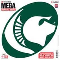 Michigan State Spartans Decal 12x12 Mega
