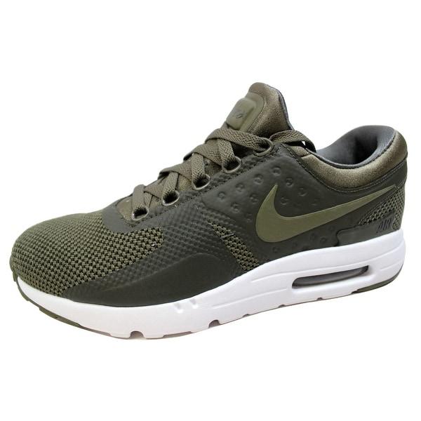 Nike Men's Air Maz Zero Essential Medium Olive/Medium Olive 876070-200