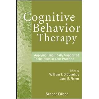 Cognitive Behavior Therapy - Jane E. Fisher