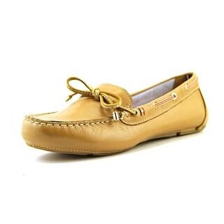 Tommy Hilfiger Ravelin Moc Toe Leather Loafer