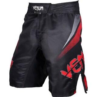 Venum No Gi MMA Fight Shorts - Black/Red