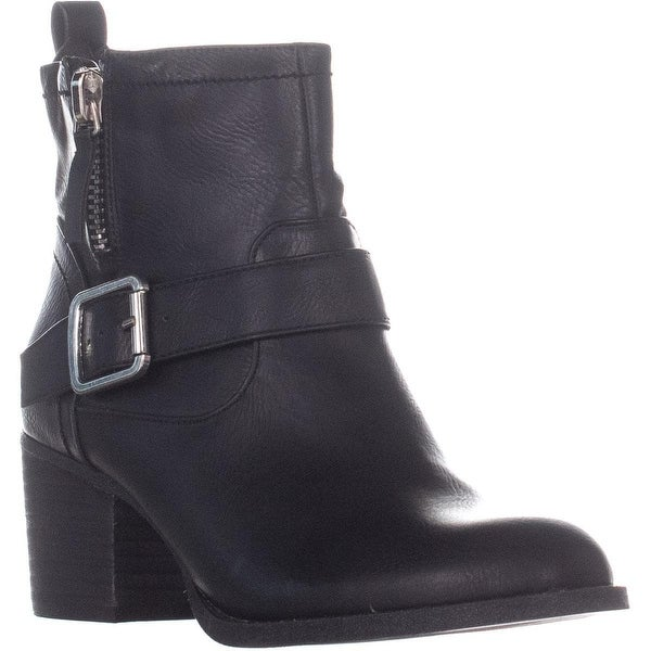 Madden Girl Womens Fibi Round Toe Ankle Fashion Boots. Opens flyout.