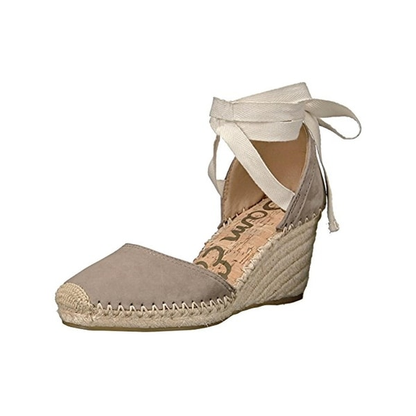 f3a6847aa5d Shop Sam Edelman Womens Patsy Espadrilles Wedge - Free Shipping On ...