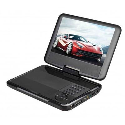 "Supersonic Sc-179Dvd 9"" Portable Dvd Player With Swivel Display"