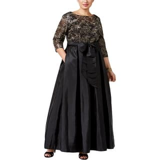 Alex Evenings Womens Plus Formal Dress Sequined Floral Lace|https://ak1.ostkcdn.com/images/products/is/images/direct/45b35f36e759a8f7ab26f2f7cbff32d5c964b38a/Alex-Evenings-Womens-Plus-Formal-Dress-Sequined-Floral-Lace.jpg?impolicy=medium