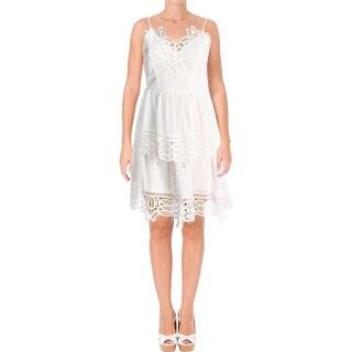 Aqua Womens Sundress Cami Lace (3 options available)