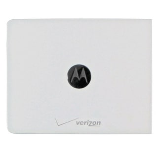 OEM Motorola Droid 2 A955 Standard Battery Door / Cover MOTDRD2BATDRW (White) (B