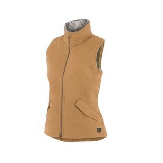 Noble Outfitters Vest Womens Faux Fur Girl Tough Hand Warmer 28004