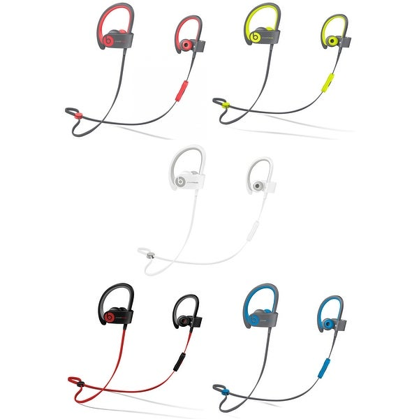beats by dr  dre powerbeats2 active/sport wireless in-ear sweat &
