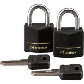 """Master Lock 3/4"""" Cvr Alum Padlock"""