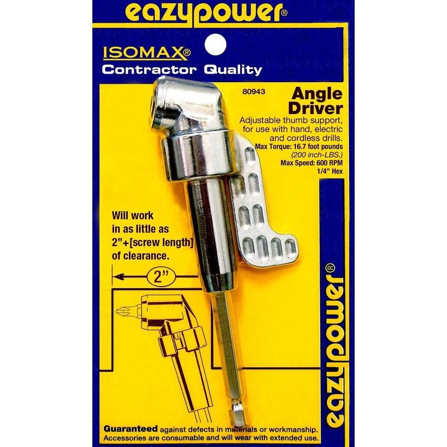 Eazypower 80943 Adjustable Angle Driver