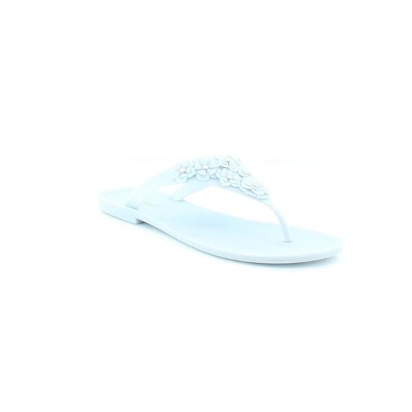 Nine West Vlora Women's Sandals & Flip Flops Lt Blue