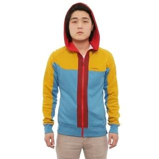 La Sportiva Totoga Long Sleeve Zip Hoodie Men Regular Sweater Top
