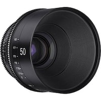 Rokinon Xeen 50mm T1.5 Lens for PL Mount - Black