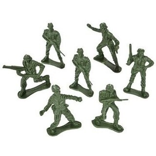 Classic Green Army Men Toy Soldiers