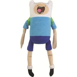 "Adventure Time 12"" Pull Sting Plush Finn"