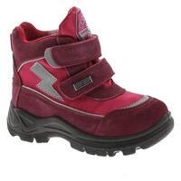 Naturino Girls Kids Priuso Waterproof Rain Step Fashion Boots - Burgundy
