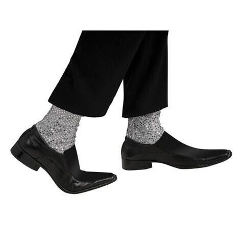 Kids Sparkle Michael Jackson Socks for Child Costume