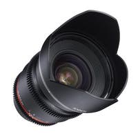 16mm T2.2 DS Cine Lens for Micro Four Thirds Cameras, Pack of 1