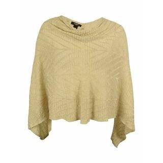 Alfani Women's Poncho Sweater