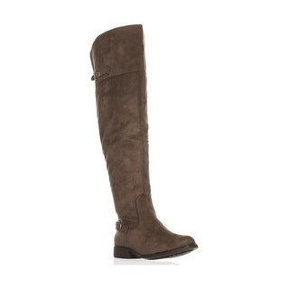 American Rag Womens Adarra Round Toe Knee High Fashion Boots - 6.5