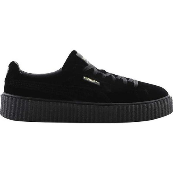 check out 44592 6d131 Shop FENTY PUMA by Rihanna Men's Velvet Creeper (Men's) Puma ...