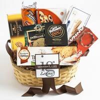 European Cookie Gift Basket