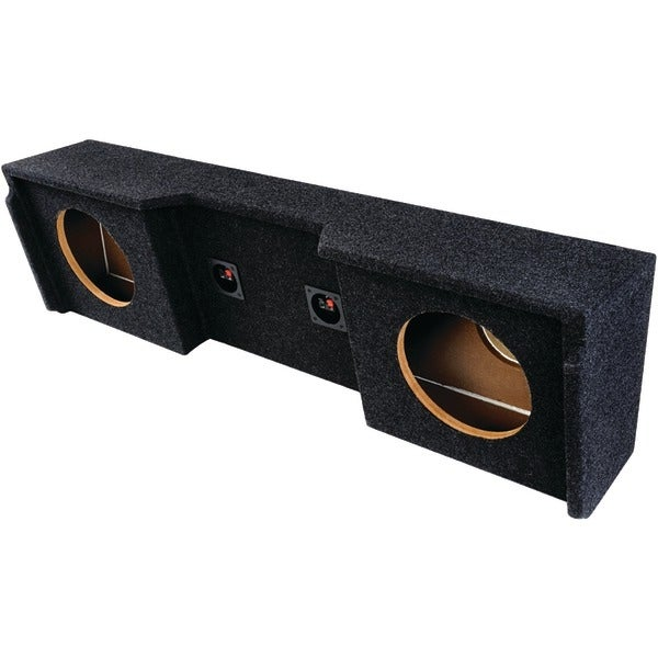 """Atrend A152-12Cp Bbox Series Subwoofer Boxes For Gm(R) Vehicles (12"""" Dual Downfire)"""