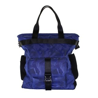 2(X)Ist Blue Camouflage Pattern Tote Bag OS