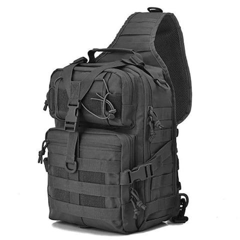 Tactical 15L Military Sling Range Backpack