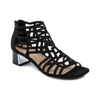 Andrew Geller Hillary Women's Sandals & Flip Flops Black