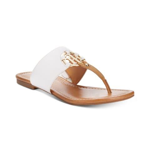 Buy Tommy Hilfiger Women S Sandals Online At Overstock