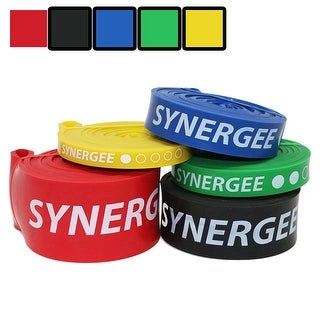 Synergee Power Band Resistance Loop Exercise Bands