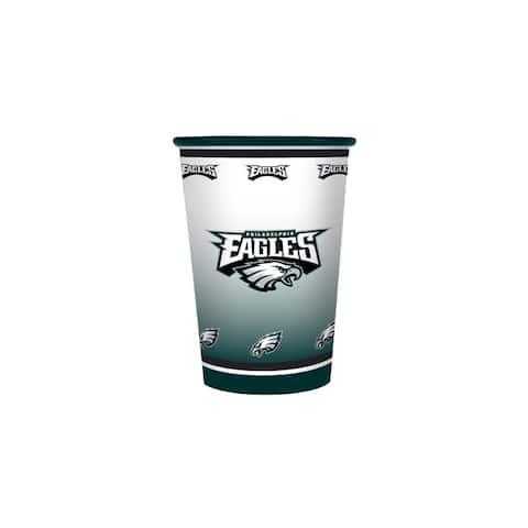 Nfl cup philadelphia eagles 2-pack (20 ounce)-nla